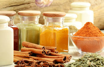 7 spices benefit health